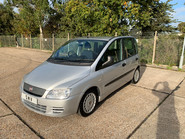 Fiat Multipla 2011 JTD DYNAMIC wheelchair accessible vehicle WAV 25