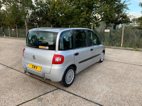 Fiat Multipla 2011 JTD DYNAMIC wheelchair accessible vehicle WAV 19