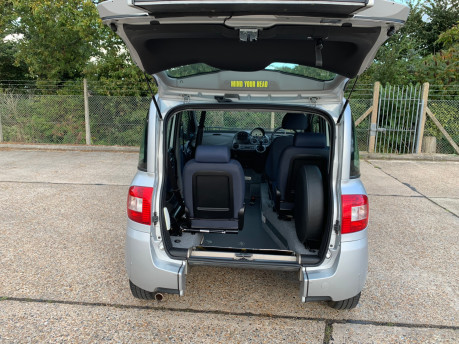 Fiat Multipla 2011 JTD DYNAMIC wheelchair accessible vehicle WAV 3