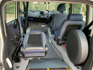 Fiat Multipla 2011 JTD DYNAMIC wheelchair accessible vehicle WAV 4