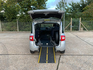 Fiat Multipla 2011 JTD DYNAMIC wheelchair accessible vehicle WAV 6