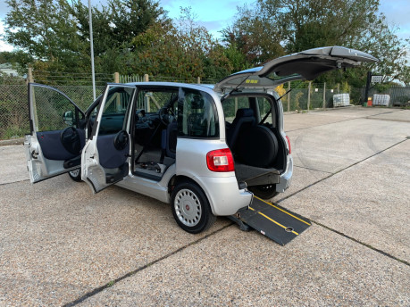 Fiat Multipla 2011 JTD DYNAMIC wheelchair accessible vehicle WAV 1