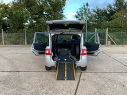 Fiat Multipla 2011 JTD DYNAMIC wheelchair accessible vehicle WAV 20