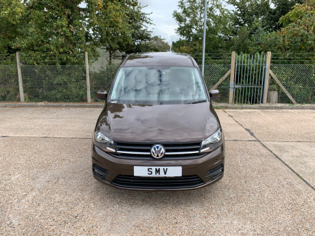Volkswagen Caddy Maxi 2019 C20 LIFE TDI wheelchair & scooter accessible vehicle WAV 22