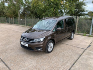 Volkswagen Caddy Maxi 2019 C20 LIFE TDI wheelchair & scooter accessible vehicle WAV 21