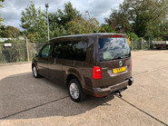 Volkswagen Caddy Maxi 2019 C20 LIFE TDI wheelchair & scooter accessible vehicle WAV 28