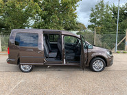 Volkswagen Caddy Maxi 2019 C20 LIFE TDI wheelchair & scooter accessible vehicle WAV 26