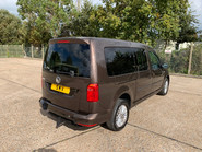 Volkswagen Caddy Maxi 2019 C20 LIFE TDI wheelchair & scooter accessible vehicle WAV 27