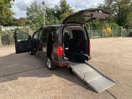 Volkswagen Caddy Maxi 2019 C20 LIFE TDI wheelchair & scooter accessible vehicle WAV 18