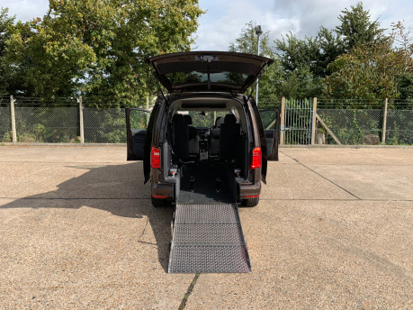 Volkswagen Caddy Maxi 2019 C20 LIFE TDI wheelchair & scooter accessible vehicle WAV 5