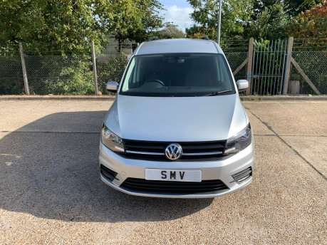 Volkswagen Caddy Maxi 2018 C20 LIFE TSI wheelchair & scooter accessible vehicle WAV 17