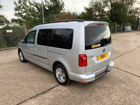 Volkswagen Caddy Maxi 2016 C20 LIFE TDI wheelchair & scooter accessible vehicle WAV 31