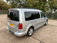 Volkswagen Caddy Maxi 2016 C20 LIFE TDI wheelchair & scooter accessible vehicle WAV 32