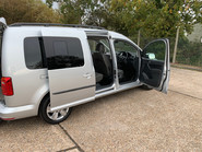 Volkswagen Caddy Maxi 2016 C20 LIFE TDI wheelchair & scooter accessible vehicle WAV 35