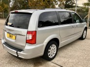 Chrysler Grand Voyager CRD LIMITED Wheelchair Accessible Vehicle WAV 9