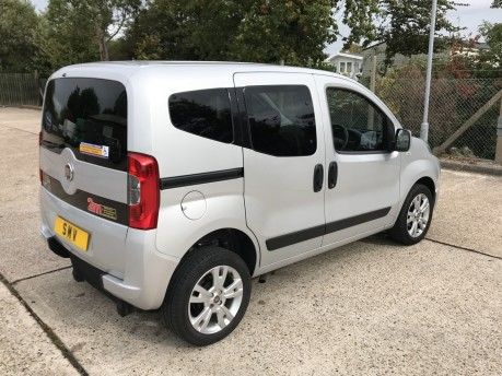 Fiat Qubo 2013 MYLIFE Wheelchair Accessible Vehicle WAV 16
