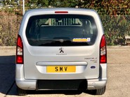 Peugeot Partner 2013 E-HDI TEPEE S Wheelchair Accessible Vehicle WAV 10