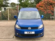 Volkswagen Caddy C20 LIFE TDI Wheelchair Accessible Vehicle 11