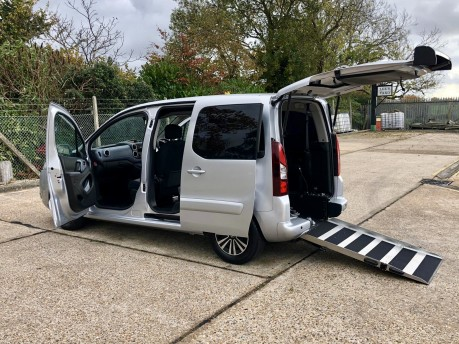 Peugeot Partner HDI TEPEE S Wheelchair Accessible Vehicle WAV