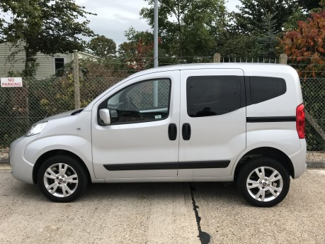 Fiat Qubo 2013 MYLIFE Wheelchair Accessible Vehicle WAV 13