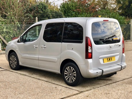 Peugeot Partner HDI TEPEE S Wheelchair Accessible Vehicle 7