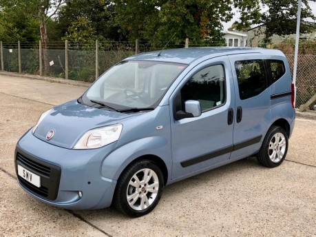 Fiat Qubo MULTIJET DYNAMIC DUALOGIC 3