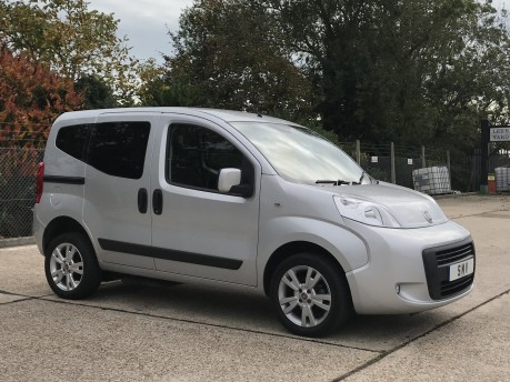 Fiat Qubo 2013 MYLIFE Wheelchair Accessible Vehicle WAV 1