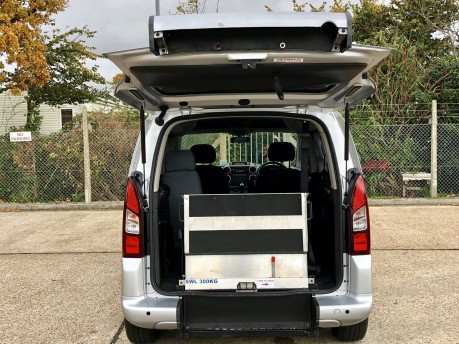 Peugeot Partner HDI TEPEE S Wheelchair Accessible Vehicle 2