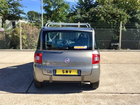 Fiat Multipla 2011 JTD DYNAMIC Wheelchair Accessible Vehicle WAV 16