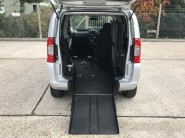 Fiat Qubo 2013 MYLIFE Wheelchair Accessible Vehicle WAV 3