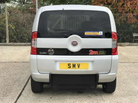 Fiat Qubo 2013 MYLIFE Wheelchair Accessible Vehicle WAV 15