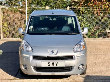 Peugeot Partner 2013 E-HDI TEPEE S Wheelchair Accessible Vehicle WAV 6