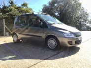 Fiat Multipla 2011 JTD DYNAMIC Wheelchair Accessible Vehicle WAV 11