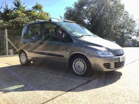 Fiat Multipla JTD DYNAMIC