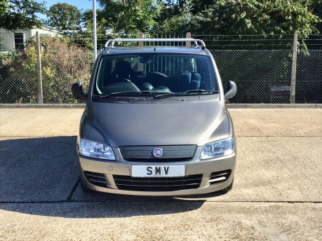 Fiat Multipla 2011 JTD DYNAMIC Wheelchair Accessible Vehicle WAV 12