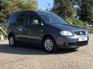 Volkswagen Caddy 2009 LIFE TDI DSG Wheelchair Accessible Vehicle WAV 4