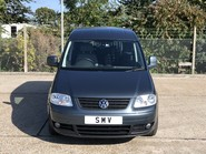 Volkswagen Caddy 2009 LIFE TDI DSG Wheelchair Accessible Vehicle WAV 11