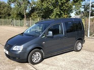 Volkswagen Caddy 2009 LIFE TDI DSG Wheelchair Accessible Vehicle WAV 12