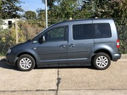 Volkswagen Caddy 2009 LIFE TDI DSG Wheelchair Accessible Vehicle WAV 13