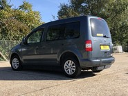 Volkswagen Caddy 2009 LIFE TDI DSG Wheelchair Accessible Vehicle WAV 14