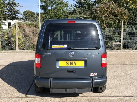Volkswagen Caddy 2009 LIFE TDI DSG Wheelchair Accessible Vehicle WAV 15