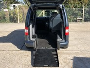 Volkswagen Caddy 2009 LIFE TDI DSG Wheelchair Accessible Vehicle WAV 2