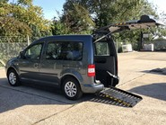 Volkswagen Caddy 2009 LIFE TDI DSG Wheelchair Accessible Vehicle WAV 1