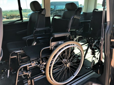 Volkswagen Caravelle SE TDI Wheelchair Accessible Vehicle 12