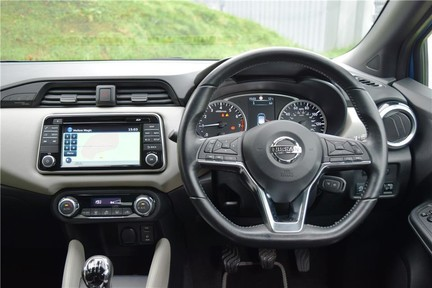 Nissan Micra N-Connecta Ig-T 7