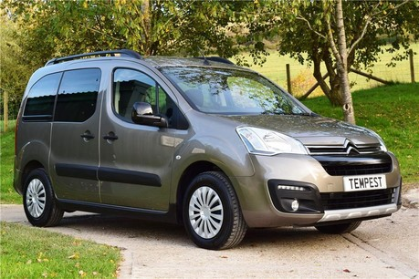 Citroen Berlingo Multispace M-Sp Xtr Bluehdi
