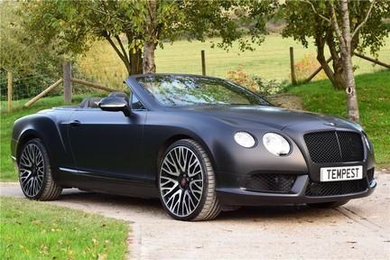 Bentley Continental Gtc 4.0 Auto 1