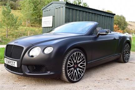 Bentley Continental Gtc 4.0 Auto 2