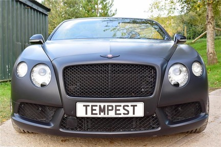 Bentley Continental Gtc 4.0 Auto 4
