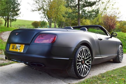 Bentley Continental Gtc 4.0 Auto 12